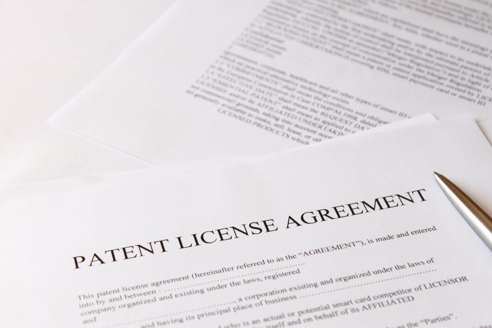 FRAND Licensing In Theory And In Practice: Proposal For A Common Framework - Patent license